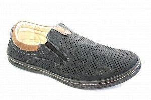 Туфли L20-3А черн