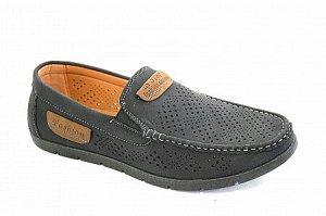 Туфли L30-7А черн