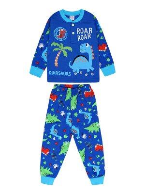 Пижама для мальчика электрик