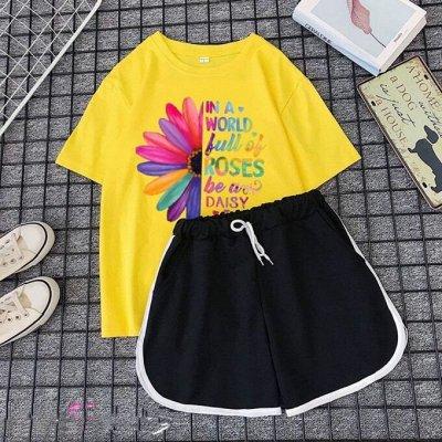 STильные платья до 64-го размера! — Костюмы с шортами — Костюмы с шортами