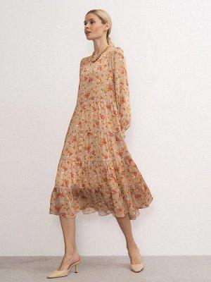 Платье А-силуэта PL1121/aclaim
