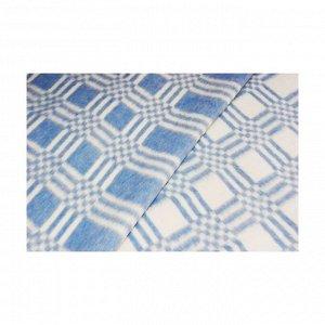 Детское одеяло Favori цвет синий Теплое (100х140 см)