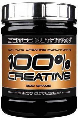 Креатин SCITEC 100% Creatine Monohydrate - 300 гр