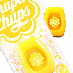 "Ароматизатор воздуха ""Chupa Chups"" на дефлектор (Лайм-лимон) CHP401"
