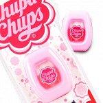 """Ароматизатор воздуха """"Chupa Chups"""" на дефлектор (Клубника со сливками) CHP402"""