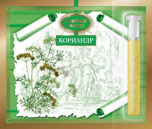 Эфирное масло Кориандр 1,3 мл