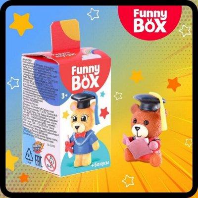 Вкладыши, геоборды, мозайки — Funny Box — Фигурки