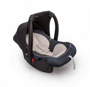 Автолюлька HAPPY BABY SKYLER V2 graphite 0-13 кг