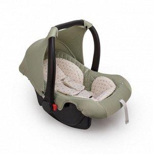 Автолюлька HAPPY BABY SKYLER V2 green 0-13 кг