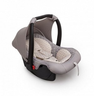 Автолюлька HAPPY BABY SKYLER V2 (stone) 0-13 кг