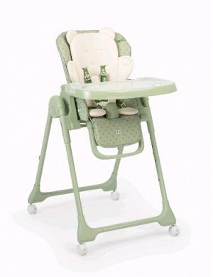 Стульчик для кормления Happy Baby WILLIAM PRO, цвет зеленый