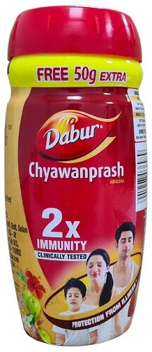 Чаванпраш Дабур (иммуномодулятор) Dabur Chyawanprash 2 x Immunity 500 гр. + 50 гр. бесплатно