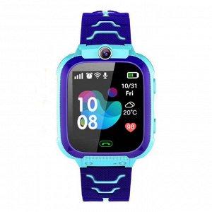 Q5 Цветной сенсорный экран 1.44 дюйма. Понятный и отзывчивый интерфейс. Встроенная камера, фонарик, SOS, обучающие игры, оповещение о низком уровне заряда аккумулятора, будильник, чат, запись маршрута