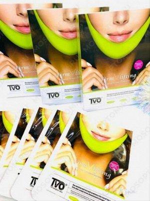 TVO Подтягивающая лифтинг-маска для области подбородка и щёк 1 шт