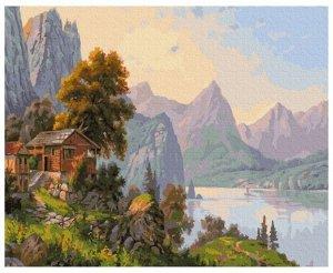 Алмазная живопись - мозаика Уютный голок