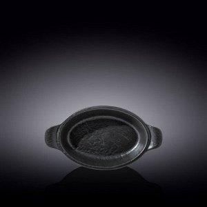 WILMAX SLATESTONE Форма для выпечки 23,5х12,5см, цв.черный WL-661145 / A