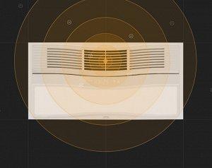 Обогреватель воздуха со светильником Xiaomi Opple F138
