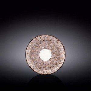 WILMAX SPLASH Тарелка десертная 15см, цв.лавандовый WL-667736 / B