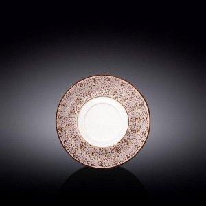 WILMAX SPLASH Тарелка десертная 16см, цв.лавандовый WL-667739 / A