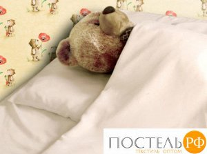 "Q0103O Детское шелковое одеяло ""Classic"" 110 x 140, 460 г (среднее)"