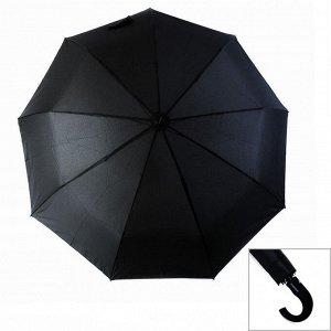 Зонт ЦВЕТ: черный,  Замеры модели* * рост указан приблизительно, ориентируйтесь на замеры *Размер 112 см ( диаметр купола 112 см) Стильный зонт полуавтомат станет надежным спутником в повседневной жи