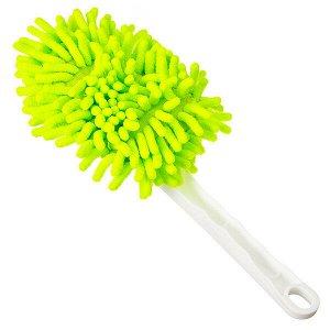 Щетка-утюг для уборки с насадкой из микрофибры
