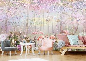 Фотообои Модный дом
