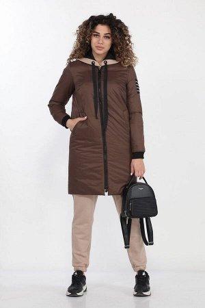 Куртка DOGGI 6284 шоколад