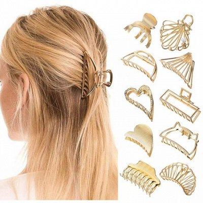Швейные мелочи. Нитки, шпульки, крючки — Заколки для волос