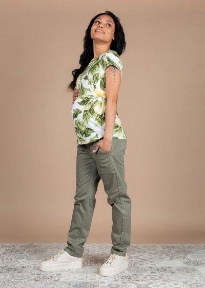 🤰Базовый гардероб для мам, футболки от 699 руб — Брюки, леггинсы, шорты, штаны — Брюки