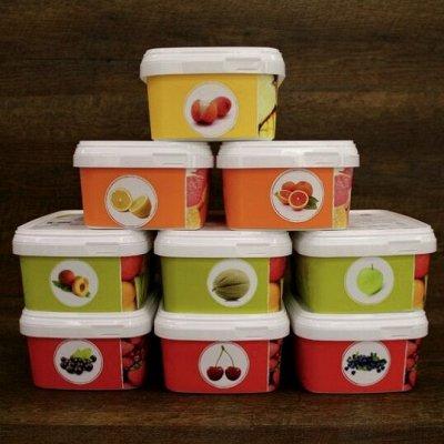 Заморожено со вкусом — Пюре из ягод — Ягоды и грибы
