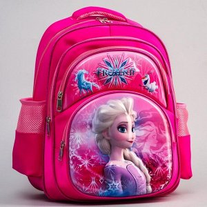 "Ранец с жестким карманом ""Frozen II"", Холодное сердце"