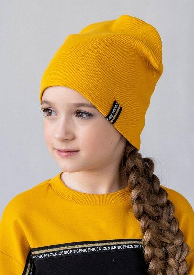 Шикарные платья для девочек. Цена вас удивит — Трикотажные шапки. Новинка! — Шапки
