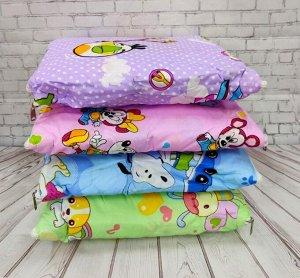 Детское подушка-одеяло трансформер