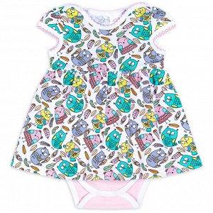 Платье-боди для девочки Свирель