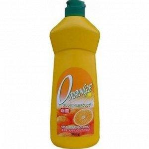 301376 RS Чистящий крем с комплексом апельсиновых масел Orange Cleanser 360 гр.