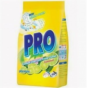 "LION ""PRO"" Стир.порошок для всех типов стир.маш.  130гр ""Lemon Power"""