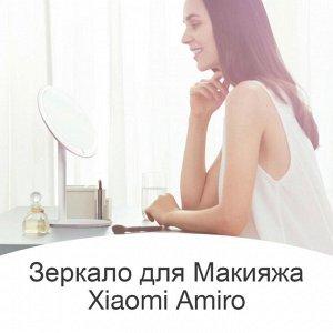 Зеркало для макияжа с подсветкой Xiaomi AMIRO Mini (AML004W)