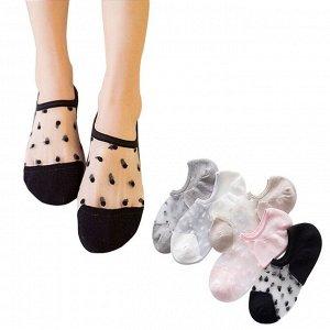 Невидимые носочки сэт из 5 пар
