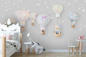 3D Фотообои «Сладкие сны»