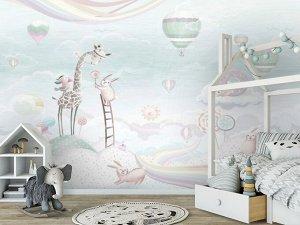 3D Фотообои «Ванильные мечты»