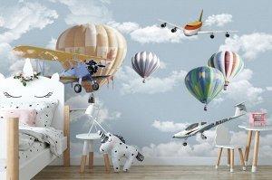 3D Фотообои «Воздушная фантазия»