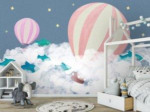 3D Фотообои «Небесно-морская феерия»