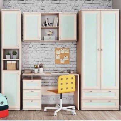 Новая, невероятно стильная мебельная коллекция АРТ — Мебель для детской  БРИЗ (ментол) — Гарнитуры