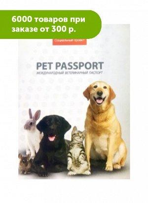 Паспорт ветеринарный для собак и кошек Animal-ID