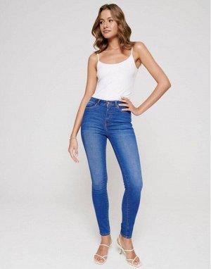 Моделирующие джинсы skinny с высокой посадкой CON-217 Lycra® CON-217
