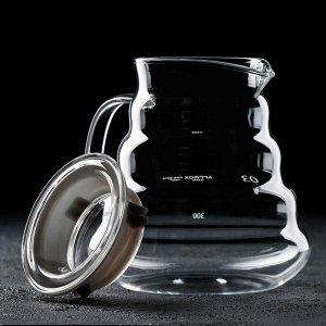 Чайник заварочный с крышкой «Бриз», 700 мл