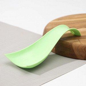 Подставка для ложки Swift, цвет салатовый