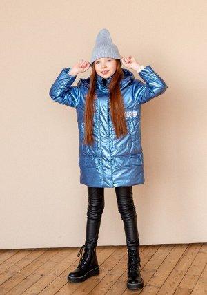 2102-S Пальто на синтепоне