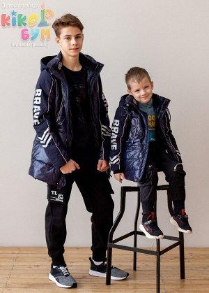 0602-S Куртка для мальчика Anernuo